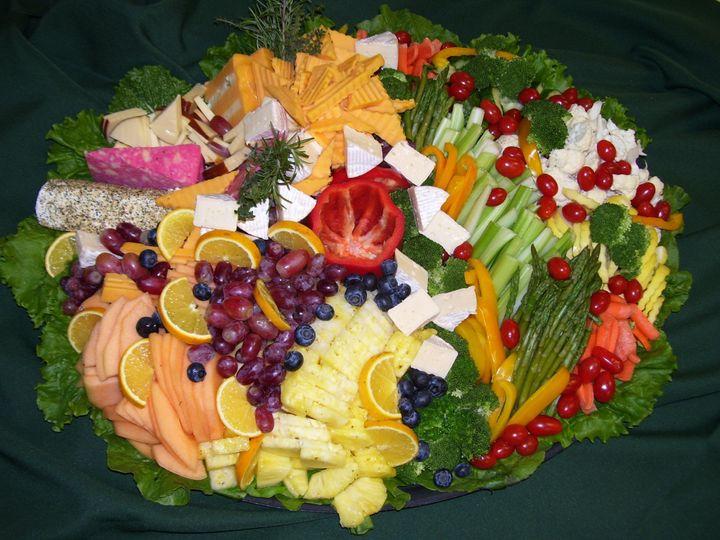 Tmx 1446742823514 Fruit Vegetable And Cheese Presentation Winston Salem, NC wedding catering
