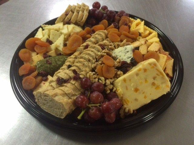 Tmx 1466002575003 Artisan Cheese Tray Winston Salem, NC wedding catering