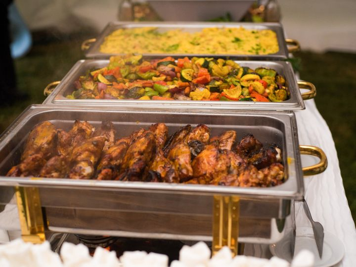 Tmx 1482953774530 Bbq Chicken And Roasted Veggies Monroe, Washington wedding catering