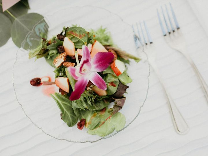 Tmx Plated Salad 2018 51 732986 Monroe, Washington wedding catering