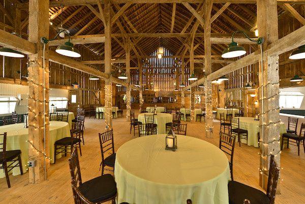 Tmx 1468675007447 Barn Interior 02 Warwick, MD wedding venue