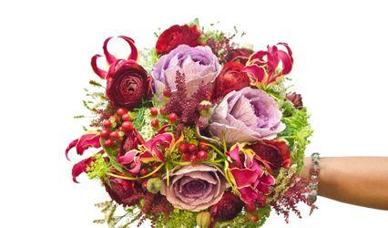 A Garden Floral 1
