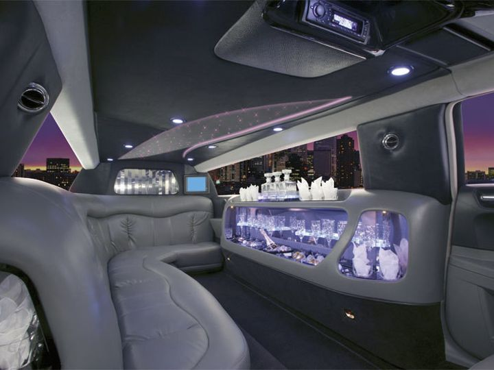 Tmx 1475261915267 Chrysler Limo Service Interior Los Angeles wedding transportation