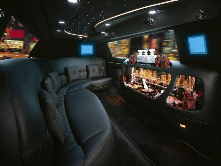 Tmx 1475261927482 Chrysler White Limo Service Interior Los Angeles wedding transportation