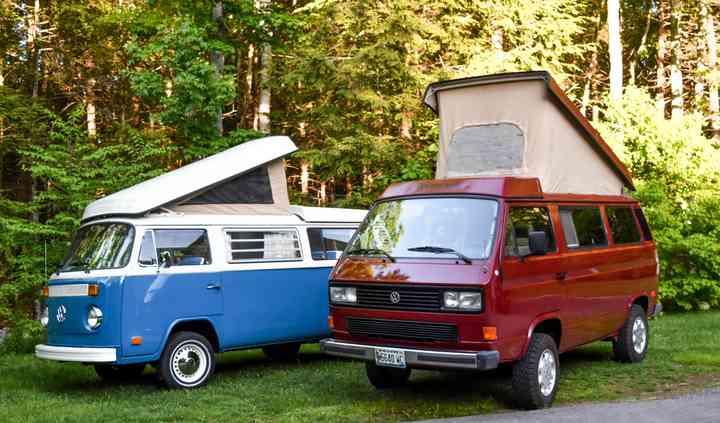 Firefly Vans