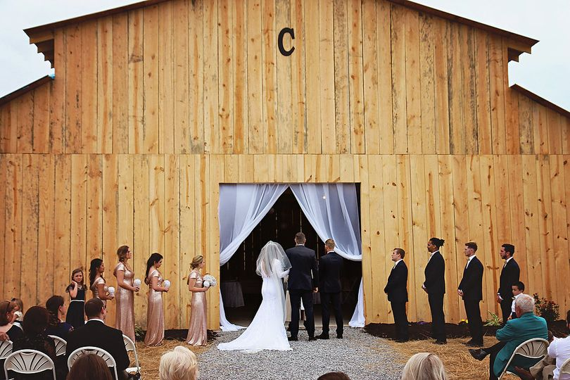 . The Barn at Meadow Farms   Venue   Greenback  TN   WeddingWire