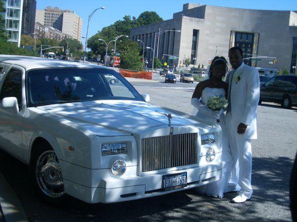 Wedding Classic Limorolls royce limos