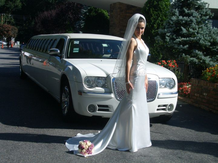 Tmx 1486779182694 Chryslerlimo1 New York, NY wedding transportation