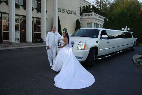 Tmx 1486779223813 Escalade Limo And Qx56 6 New York, NY wedding transportation