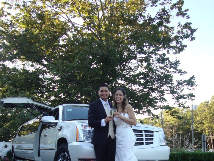 Tmx 1486779247180 Escalade Wedding New York, NY wedding transportation