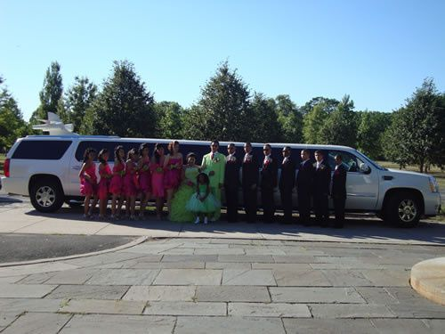 Tmx 1486779579577 Escalade Limo And Qx56 5 New York, NY wedding transportation
