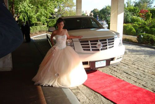 Tmx 1486779599522 Escalade Limo And Qx56 3 New York, NY wedding transportation