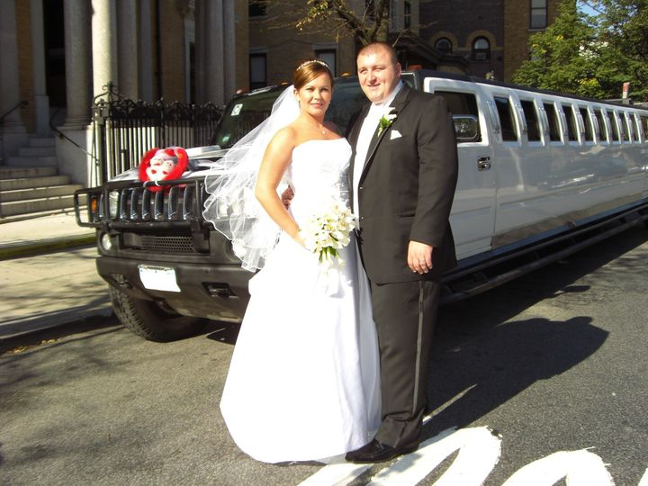 Tmx 1486779677828 Hummerwedding New York, NY wedding transportation