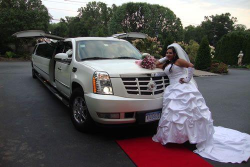 Tmx 1486779729178 Escalade Limo   Weddings New York, NY wedding transportation