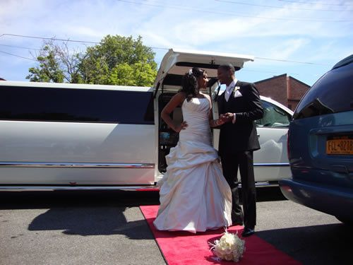 Tmx 1486779784118 Escalade Limo And Qx56 1 New York, NY wedding transportation