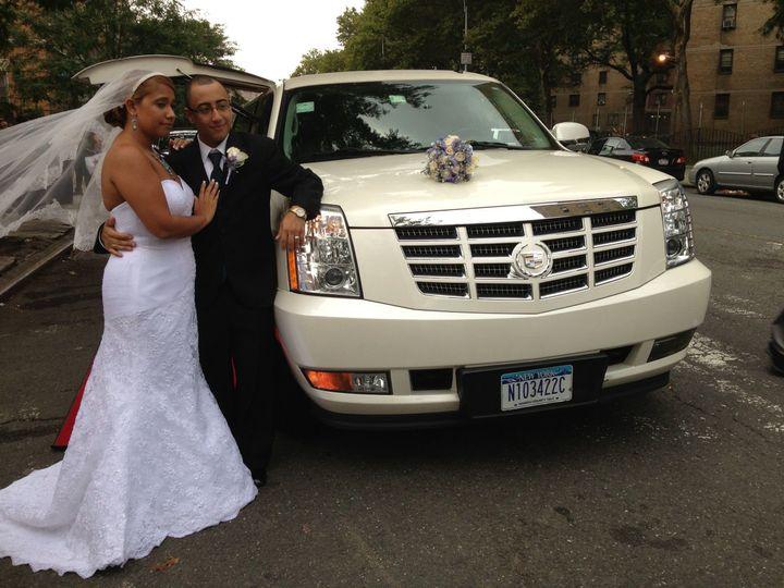 Tmx 1528788273 30734e4cdd10f7be 1486778977502 Escaladewedding New York, NY wedding transportation