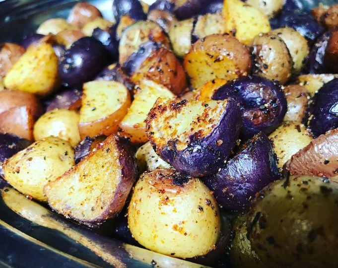 Buffet - Roasted Potato Medley