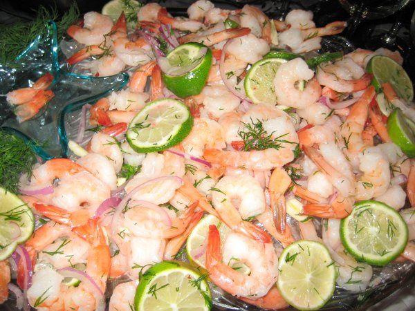 Tmx 1266270022763 Shrimp Burke wedding catering