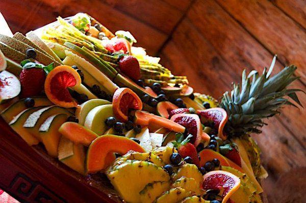 Tmx 1266270469243 Fruitlittlesenecajpg Burke wedding catering