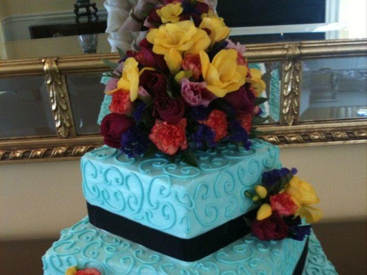 Tmx 1372195442413 Bluecake Burke wedding catering