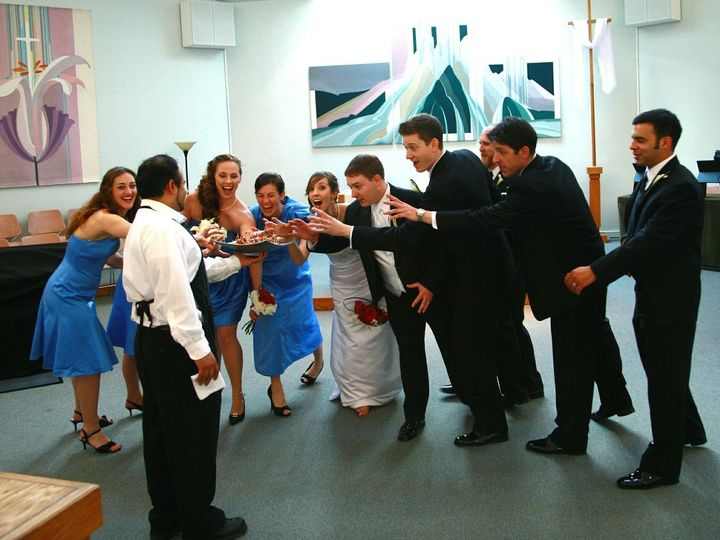 Tmx 1372276887760 Appetizer Grab Burke wedding catering