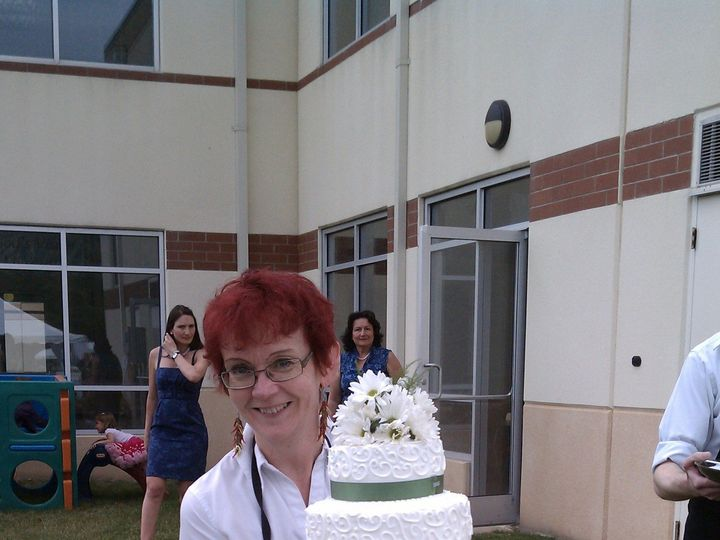 Tmx 1383338098830 Ruth Carrying Cak Burke wedding catering