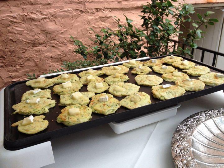 Tmx 1383338162848 Zuchinni Pancake Burke wedding catering
