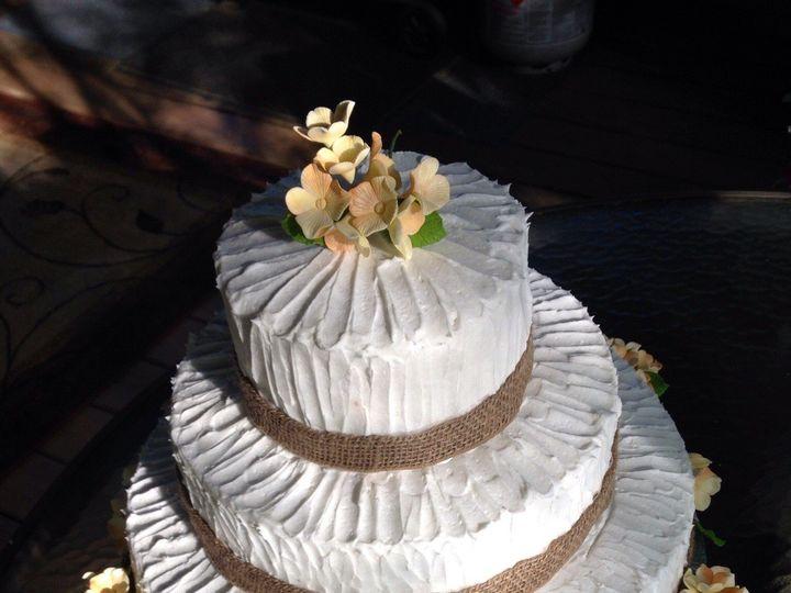 Tmx 1417466400655 Rochelle Wedding Cake Burke wedding catering
