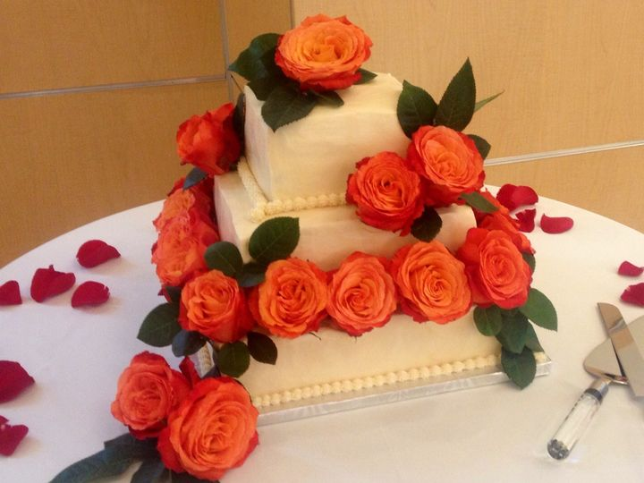 Tmx 1417467066412 Sherwood Wedding Cake Burke wedding catering