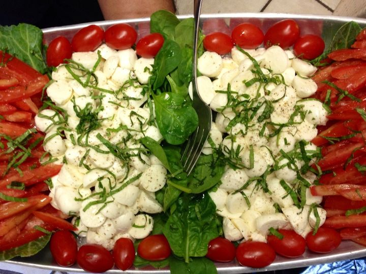 Tmx 1428594959362 Sc Capri Salad Burke wedding catering
