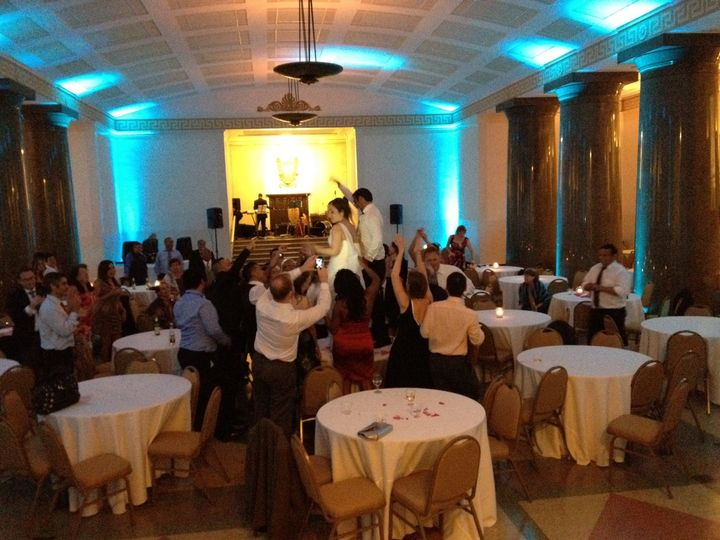 Tmx 1431529620674 Dancing On Tables Burke wedding catering