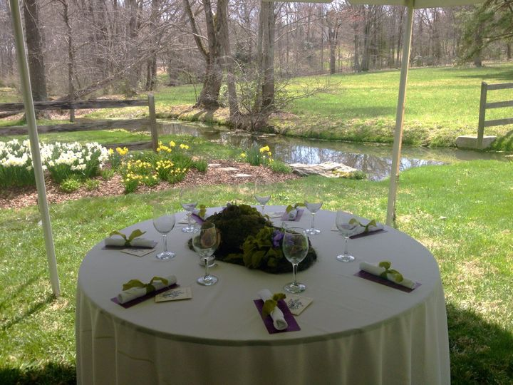 Tmx 1431530458924 Great Falls Table Setting Burke wedding catering