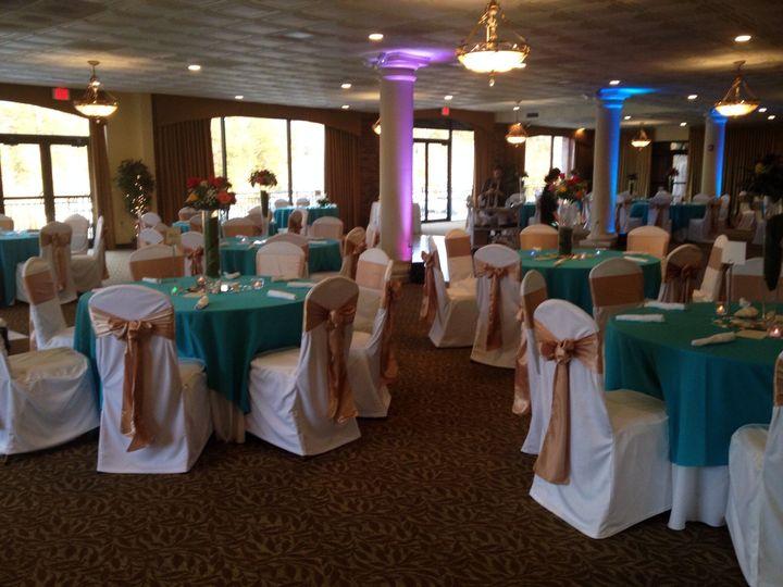 Tmx 1431530553527 Harbour View Ballroom Set Up Burke wedding catering