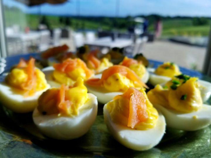Tmx 1514415921903 Deviled Eggs Burke wedding catering