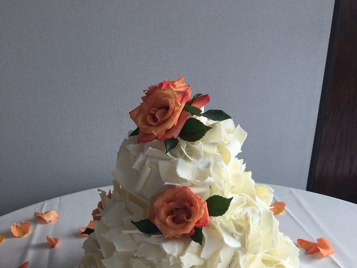 Tmx 1514416100956 Top Of Town White Chocolate Cake Burke wedding catering