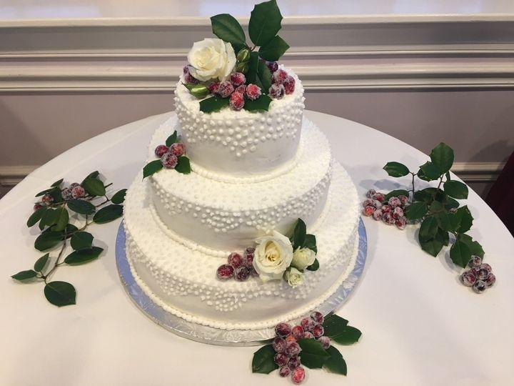 Tmx 1514416134312 Wesolowski Wedding Cake Burke wedding catering
