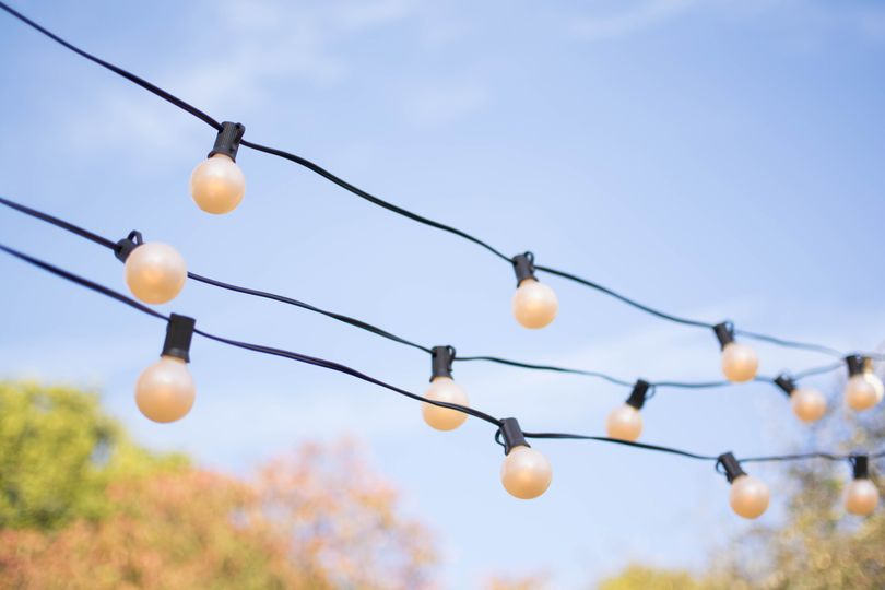 Globe lights are a classic lighting option for weddings. Choose from a selection of traditional...