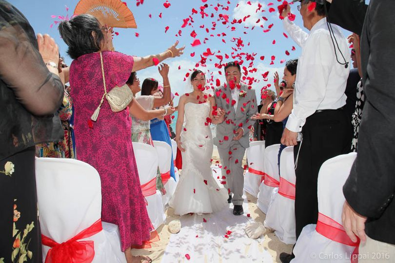 Wedding at Westin Hotel Resort