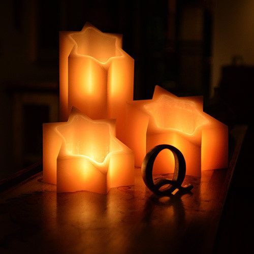 Tmx 1397452721034 Q Candles Led Flameless Hollow Candles Custom Cand Paso Robles, CA wedding favor