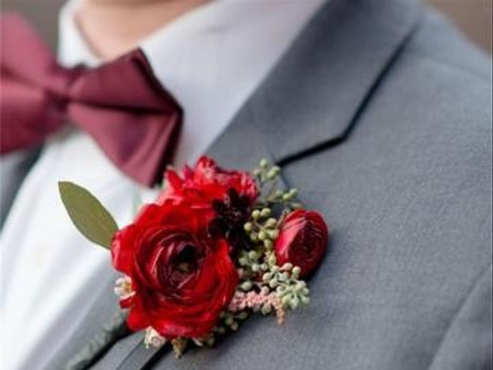 Tmx 1486610360116 1582263612620291405098006108167615265008332n Auburn Hills, Michigan wedding florist