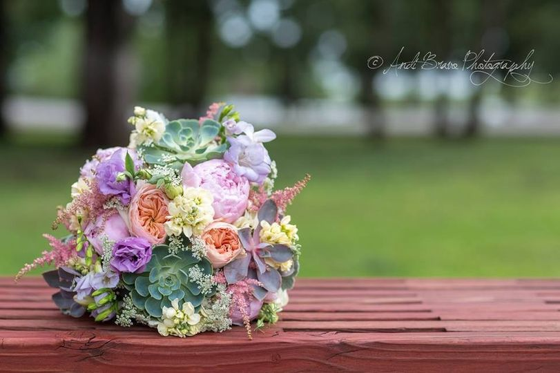 Woodland Fantasy Bouquet