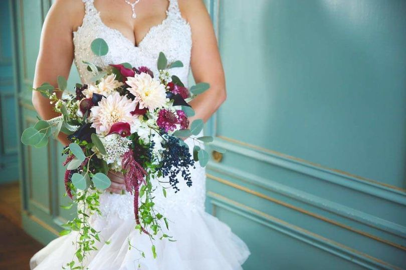 Vineyard Bridal Bouquet