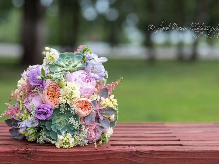 Tmx 1455041320633 Jacalyn.burrows.bouquet.andibravo Broken Arrow, Oklahoma wedding florist