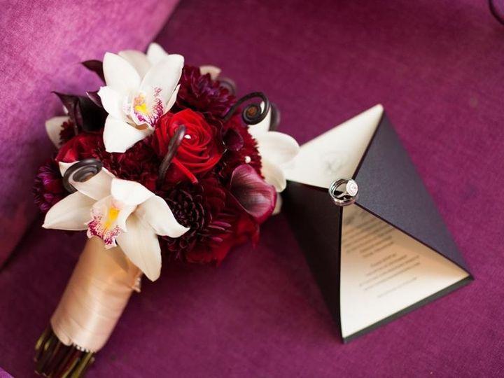 Tmx 1455042197673 Dani.krshka.bouquet Broken Arrow, Oklahoma wedding florist