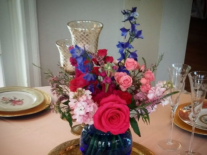 Tmx 1510873582075 Img20160604192821 Broken Arrow, Oklahoma wedding florist