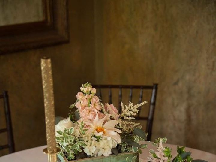 Tmx 1510873591300 Molly.woodrow.fb.centerpiece Broken Arrow, Oklahoma wedding florist