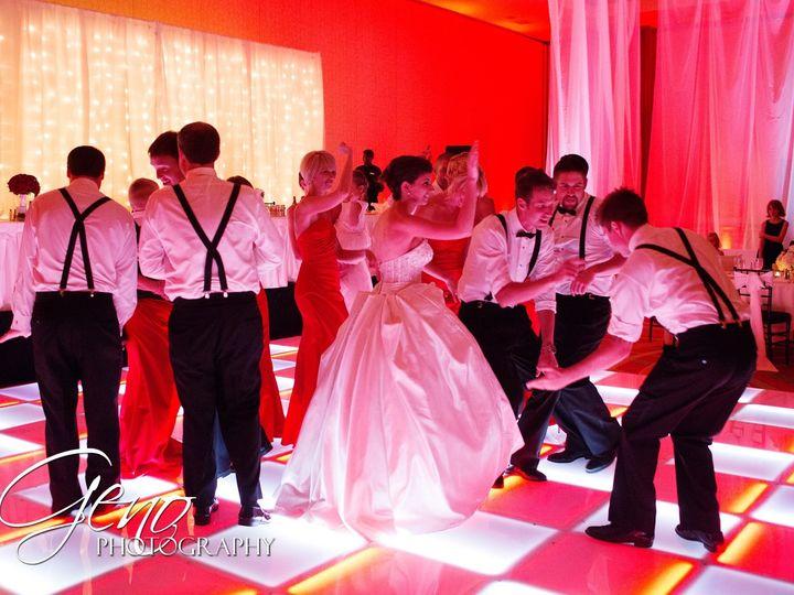 Tmx 1379462224844 Led32 Cedar Rapids, Iowa wedding dj