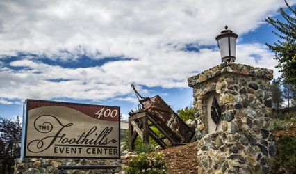 The Foothills Event Center 1