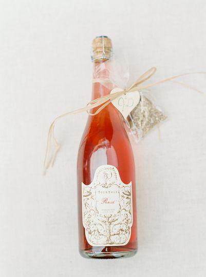 Sparkling Rose Gift