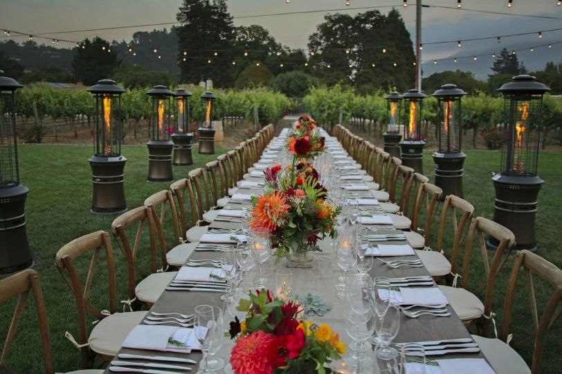 Rose Vineyard Dinner